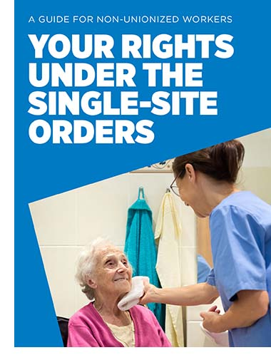 HEU Single Site Guide for Non Unionized Workers