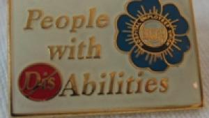 #90890 : People with disAbilities - $3.00
