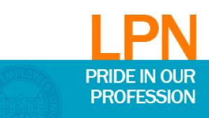 LPN pride in our profession