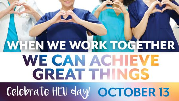HEU Day - October 13